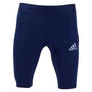 adidas Alphaskin Compression Shorts - Navy CW9459