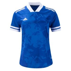 adidas Women's Condivo 20 Jersey - Team Royal Blue/White FT7248