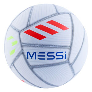 adidas Messi Capitano Soccer Ball - White DY2467