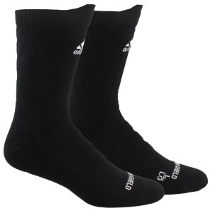 Adidas Alpha Skin Hydro Shield Crew Socks - Black 5144705