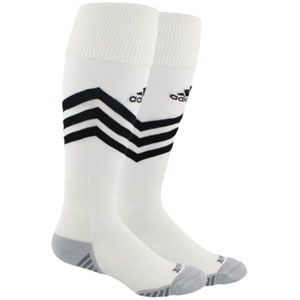 NXT Joga Bonito adidas Mundial Zone Cushion Socks - White/Black NXT-5145706
