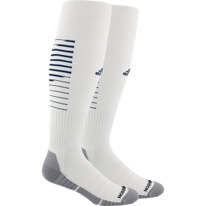 adidas Team Speed II Soccer Sock - White/Black 5145731