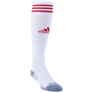 adidas Copa Zone Cushion III Socks - White/Power Red 5147293