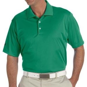 adidas Men s Basic Short Sleeve Polo - Amazon A130A 07259ef3b