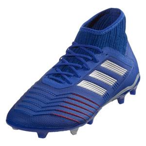 adidas Predator 19.2 FG - Blue Silver BB8111 192dd4da4