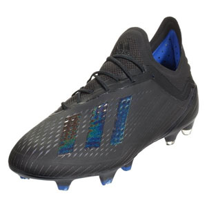adidas X 18.1 FG - Core Black BB9346