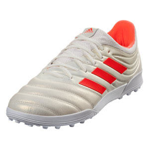 8e6b1345d adidas Copa Tango 19.3 TF - Off White Solar Red Turf BC0558