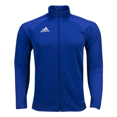 adidas Tiro 17 Training Jacket - Blue BQ8201