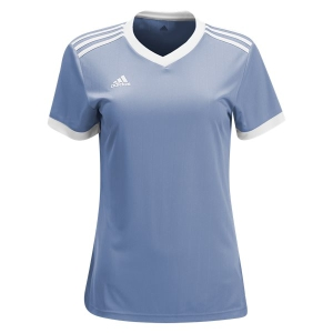 adidas Women's Tabela 18 Jersey - Light Grey/White CE4913