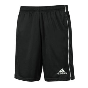 adidas Core 18 Training Shorts - Black/White CE9031