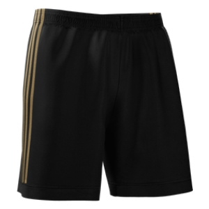 adidas Mi Squadra 17 Shorts - Black/Gold CF0394