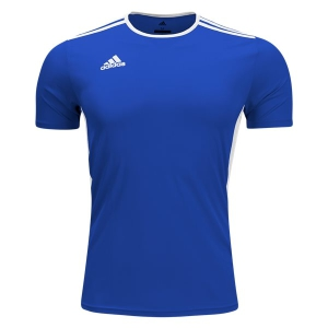 adidas Youth Entrada 18 Jersey - Royal Blue/White CF1049
