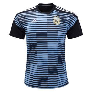 adidas Argentina Home Pre-Match Jersey 2018 CF1546 e78d01b1a