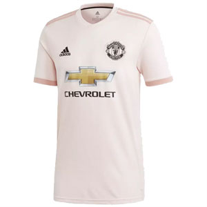 adidas Manchester United Away Jersey 2018-2019 CG0038