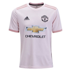 4886451e630 adidas Manchester United Youth Away Jersey 2018-2019 CG0055