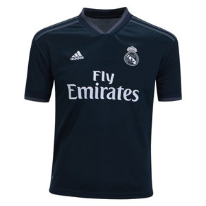 adidas Real Madrid Youth Away Jersey 2018-2019 CG0570