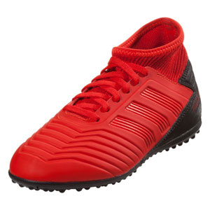 adidas Junior Predator Tango 18.3 TF - Active Red/Solar Red Turf CM8547
