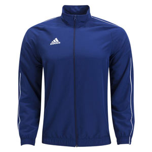 adidas Core 18 Training Jacket - Dark Blue CV3684