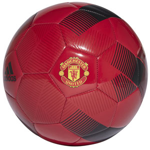 adidas Manchester United Fan Soccer Ball 2018 CW4154