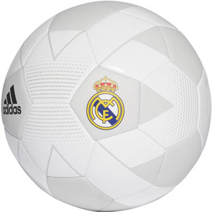 adidas Real Madrid Fan Soccer Ball 2018 CW4156