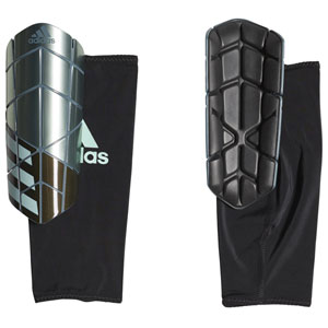 adidas X Pro Shin Guard - Green/Night Carbon - NOCSAE Approved CW5571