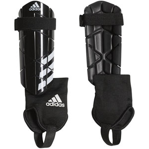 adidas Ever Reflex Shin Guard - Black/White - NOCSAE Approved CW5581