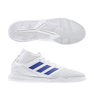 adidas Predator 19.3 Training Shoes - Cloud White/Bold Blue D97966