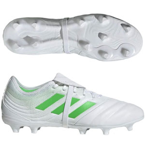 adidas Copa Gloro 19.2 FG - Cloud White/Solar Lime D98062
