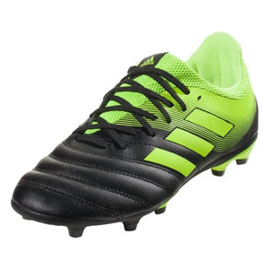 adidas Copa 19.3 Jr FG - Core Black/Solar Yellow D98080