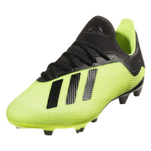 adidas X 18.3 FG - Solar Yellow/Black DB2183