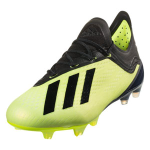 adidas X 18.1 FG - Solar Yellow/Black DB2251