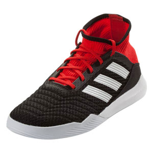 adidas Predator Tango 18.3 Training Shoes - Core Black/Red DB2303