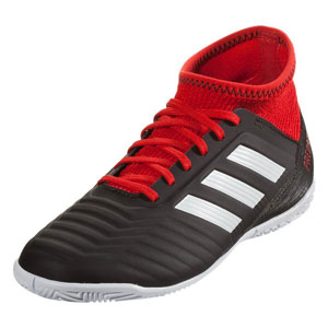 adidas Junior Predator Tango 18.3 IN - Core Black/Core Red Indoor DB2324