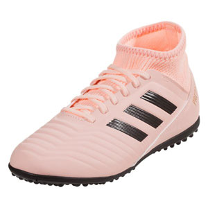 adidas Junior Predator Tango 18.3 TF - Clear Orange/Trace Pink Turf DB2331
