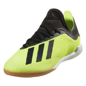 adidas X Tango 18.3 IN - Solar Yellow/Core Black Indoor DB2441