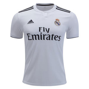 adidas Real Madrid Home Jersey 2018-2019 DH3372