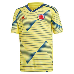 adidas Colombia Youth Home Jersey 2019 DN6621