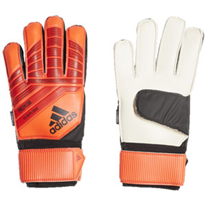 adidas Predator Top Training Goalkeeping Gloves - Active Red/Black DN8569
