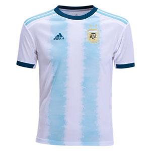 adidas Argentina Youth Home Jersey 2019 DP2839