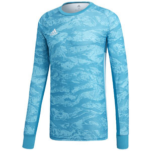 adidas adiPro 19 Youth Goalkeeper Jersey - Bold Aqua DP3139Y