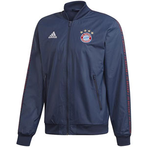 adidas Bayern Munich Anthem Jacket DP4023