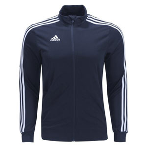 adidas Tiro 19 Training Jacket - Navy/White DT5272