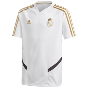 adidas Real Madrid Youth Training Jersey 2019-2020 DX7851