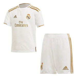 adidas Real Madrid Home Mini Kit 2019-2020 DX8843