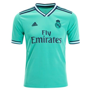 adidas Real Madrid Youth Third Jersey 2019-2020 DX8917