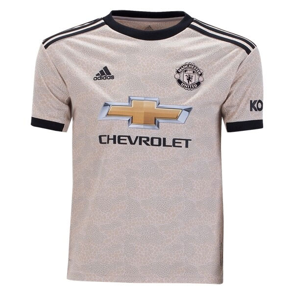 adidas Manchester United Youth Away Jersey 2019-2020 ...