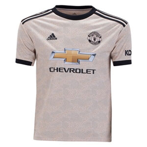 adidas Manchester United Youth Away Jersey 2019-2020 DX8945