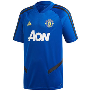 adidas Manchester United Youth Training Jersey 2019-2020 DX9027