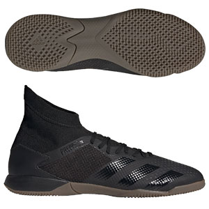 adidas Predator 20.3 IN - Core Black/Solid Grey Indoor EE9573