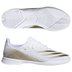 adidas Junior X Ghoseted. IN - Cloud White/Metallic Gold EG8225